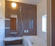 弊社標準仕様 バスルーム(風呂)